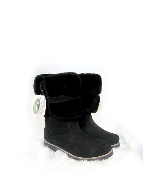 "Walker Boot 8"" UGG Black"