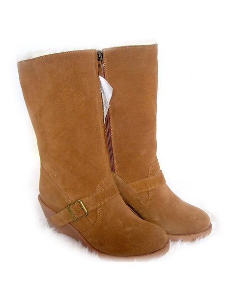 "Millers 1-Buckle Heeled Tall 14"" UGG"