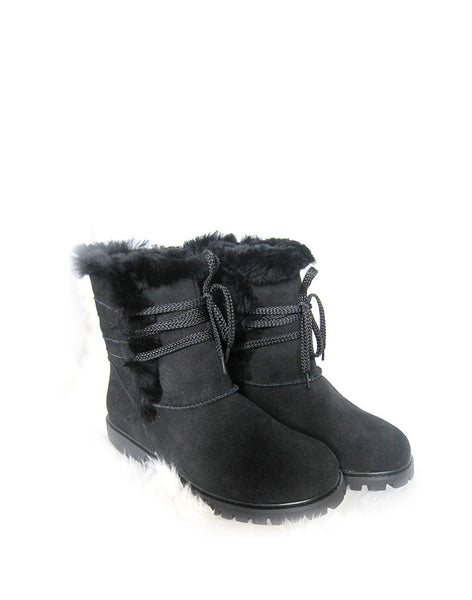 "Millers Roxy Front Lace 9"" Short UGG"