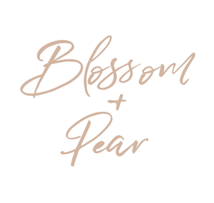 Blossom and Pear