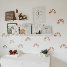 Load image into Gallery viewer, Rainbow Fabric Wall Decals