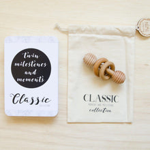 Twin Baby Milestone & Moment Classic Collection - Blossom and Pear