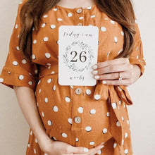 Load image into Gallery viewer, Pregnancy Milestone Cards - Lush Collection