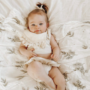 Classic Bamboo Cotton Swaddle