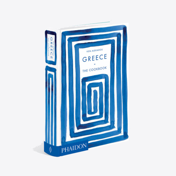 Greece: The Cookbook - Phaidon