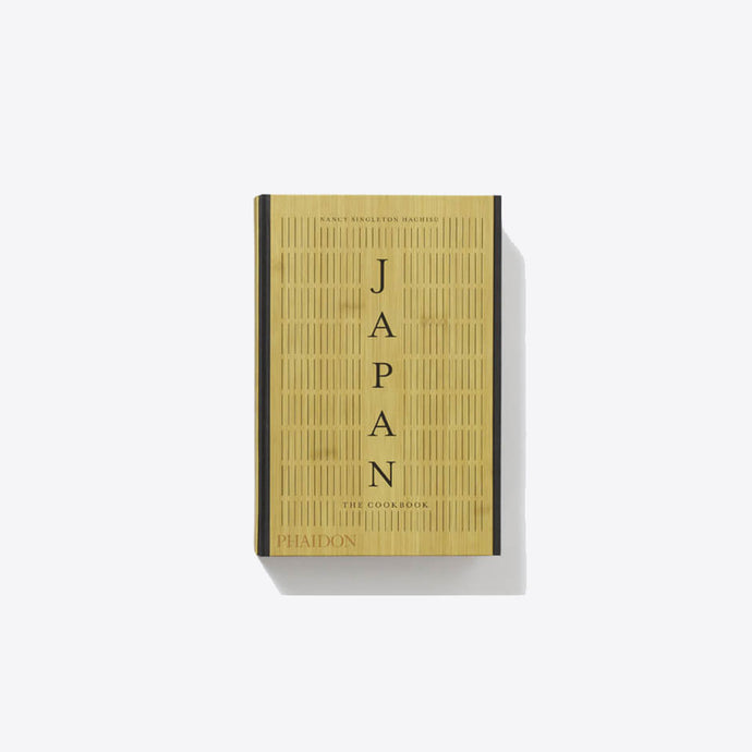 Japan: The Cookbook - Phaidon