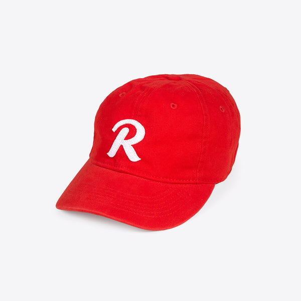 Rothirsch Baseball Cap Rot (Ball Cap Red)