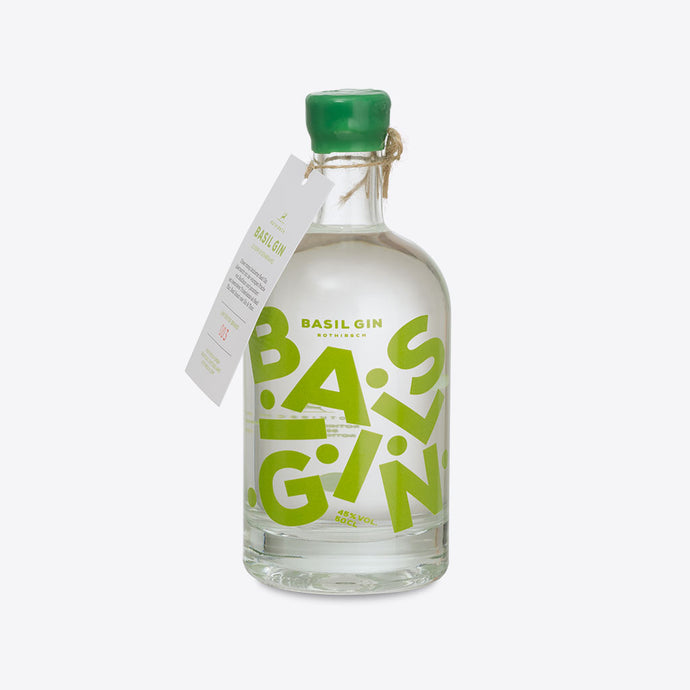 Zuger Basil Gin - Limited Edition 99