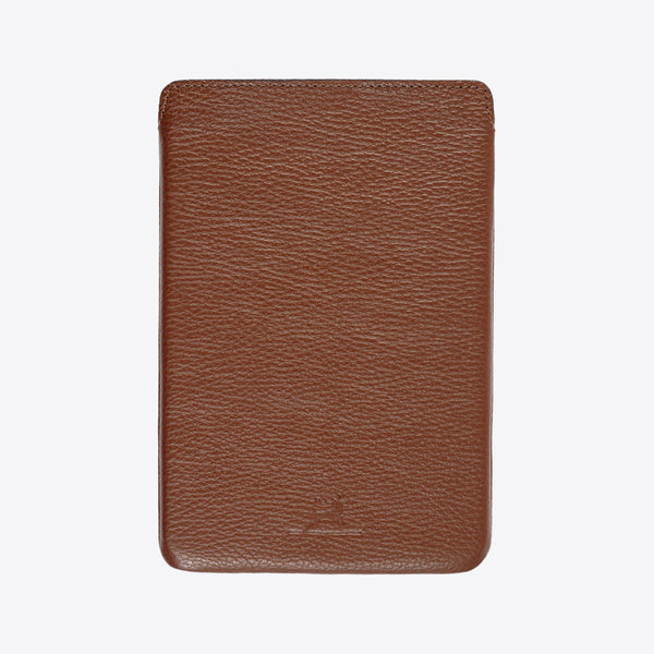 Ultradünnes Etui für iPad Mini Braun (iPad Mini Leather Sleeve Brown)