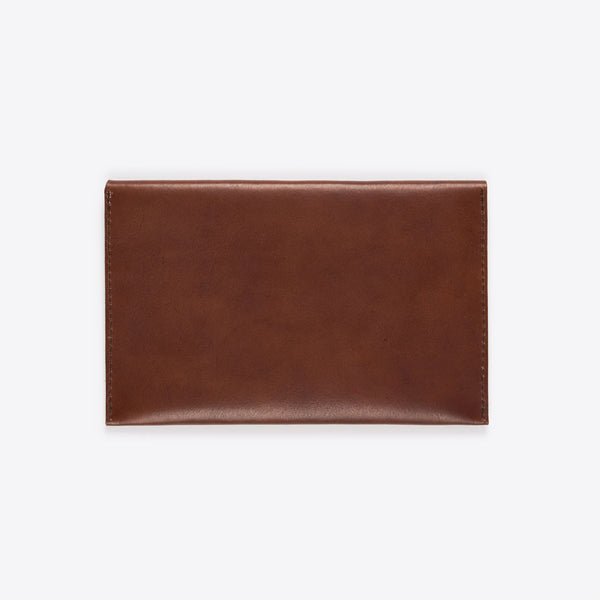 Lederhülle für iPad Braun (iPad Leather Envelope Brown)