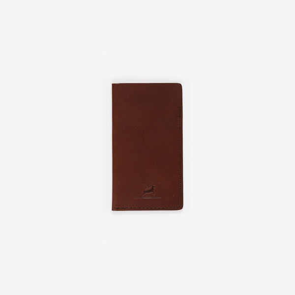 iPhone Leather Envelope Brown