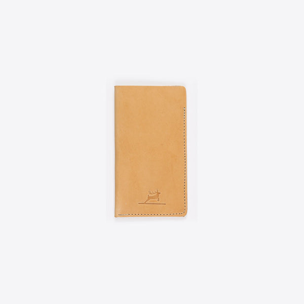 iPhone Leather Envelope Natural