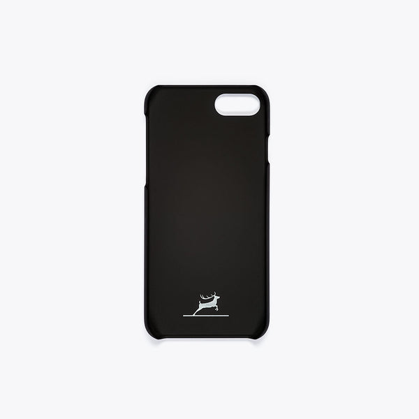 iPhone Marmorhülle Schwarz (iPhone Marble Case Black)