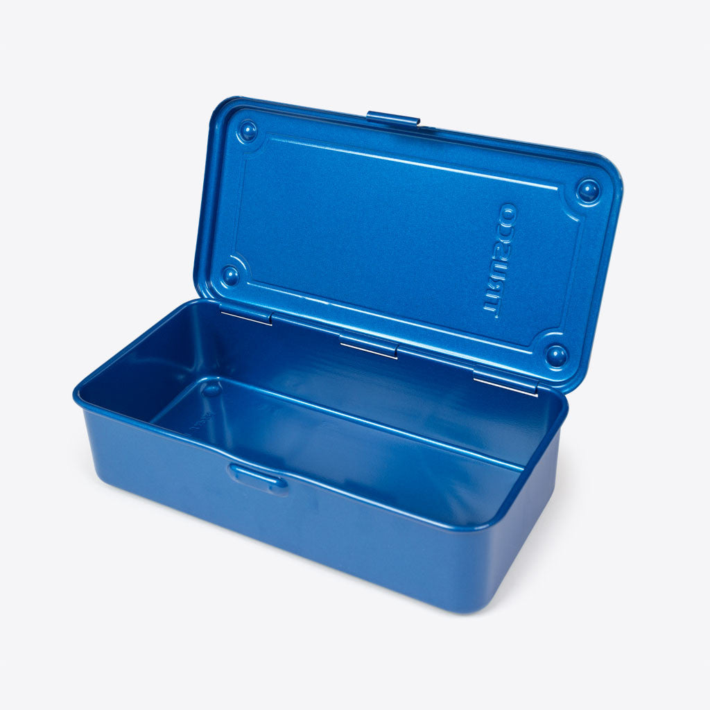 Stahlblech Büchse Blau (Trusco Japanese Supply Box Blue)-Home-Trusco-Rothirsch Online Shop