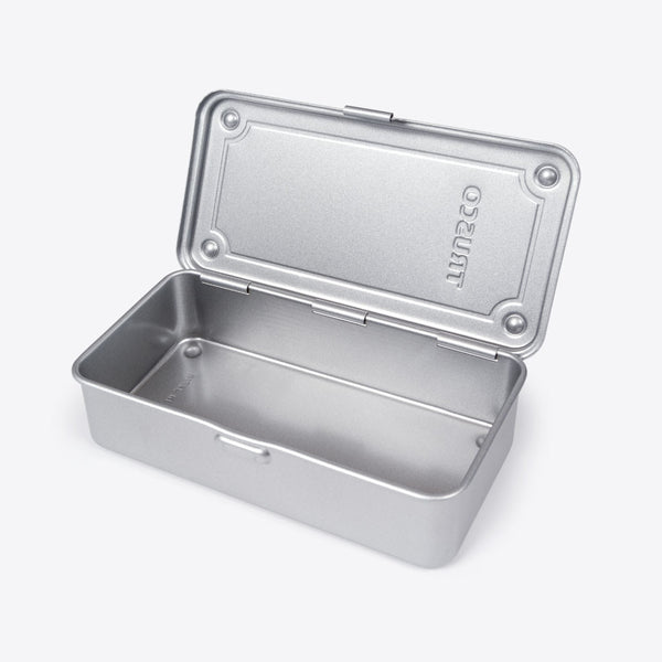 Trusco Japanese Supply Box Silver