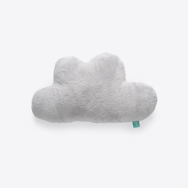 Kinderkissen Wolke Grau (Kids Cloud Pillow Grey)