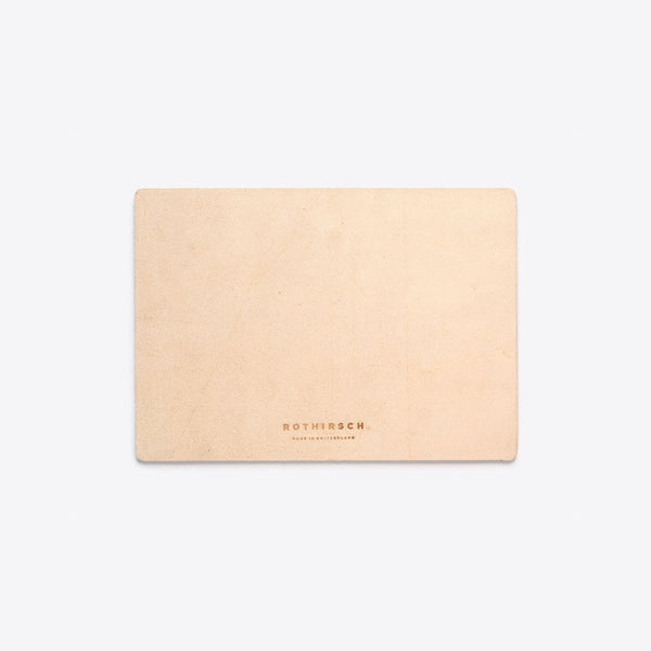 Leather Mousepad Brown