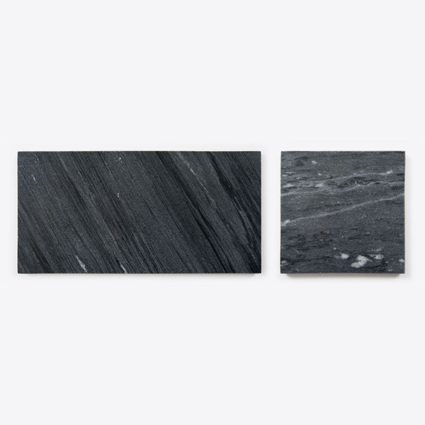 Marmorplatte Dunkelgrau (Marble Boards Dark)