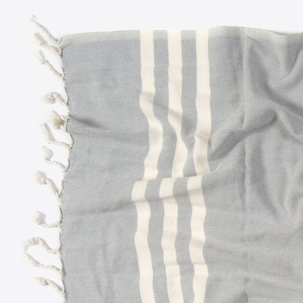 Picknicktuch Hellgrau (Picnic Towel Light Grey)