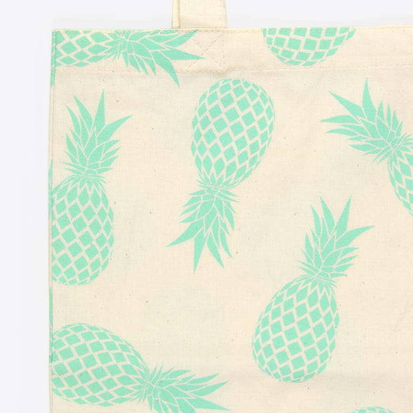 Pineapple Shopping Bag