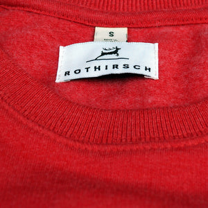 Ananas Pullover Rot