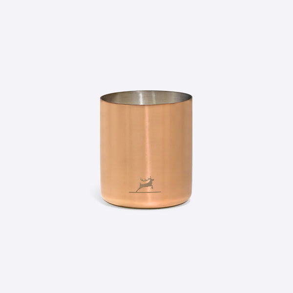 Sojawachs Kerze in Kupferbecher (Copper Cup Soy Wax Candle)