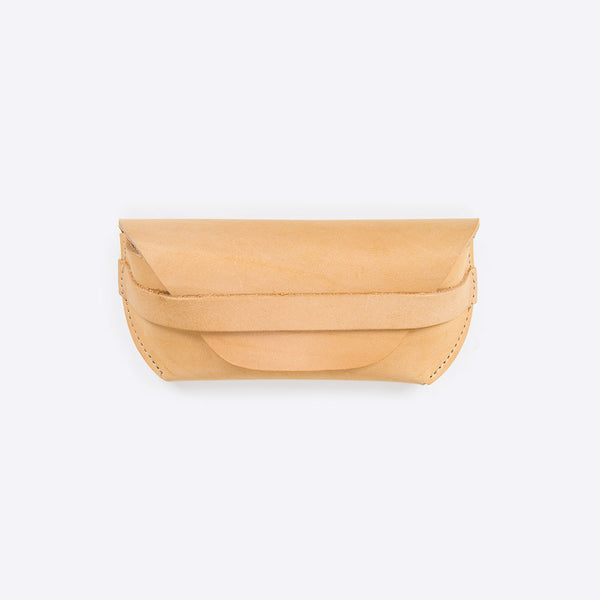 Sonnenbrillen Lederetui  Natur (Sunglasses Leather Envelope Natural)