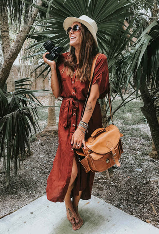 Best Leather Camera Bags for Women