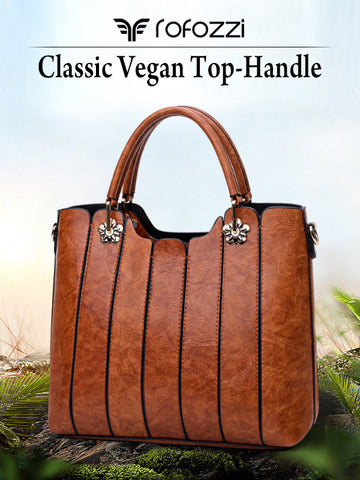 leather care for faux leather handbags