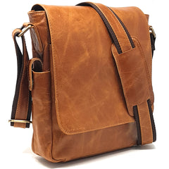 Crossbody Messenger Bag - Tablet Sling Bag - Unisex Satchel