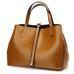 Boston Bag - Leather Handbags and Purses