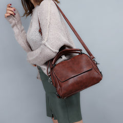 Top-Handle Leather Bags, Handbags and Purses