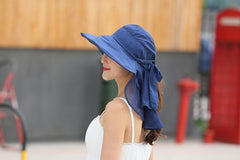 Hats & Caps - PURPLE RELIC: Sun Hats Women ~ Ladies Wide Brimmed Summer Visor Caps