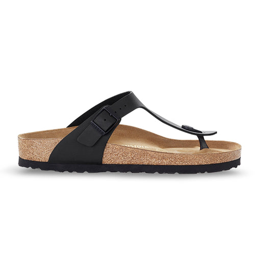 Birkenstock Gizeh 043691 sandal sort-Birkenstock-Hoofers - We love shoes