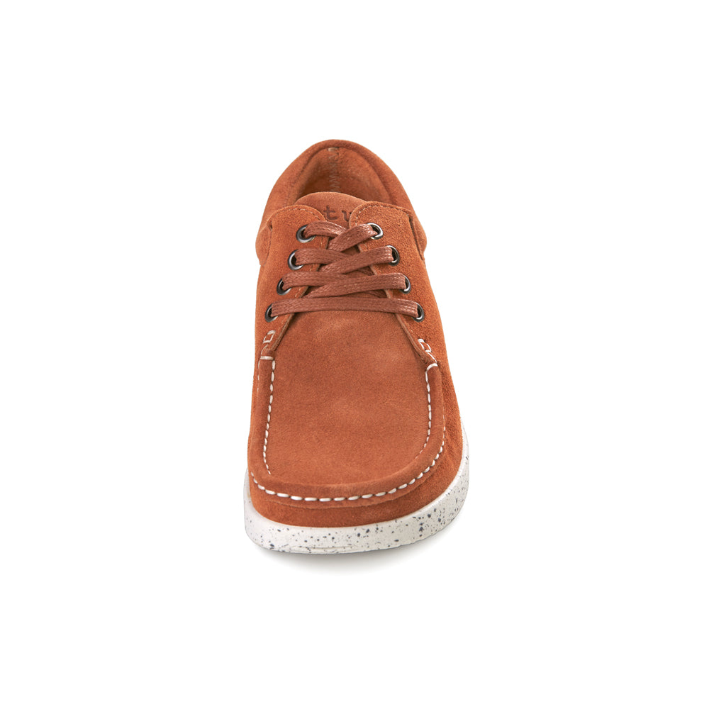 5f5b70a83ad Nature Anna Suede 1001-002-102 sko rust-Nature-Hoofers - We