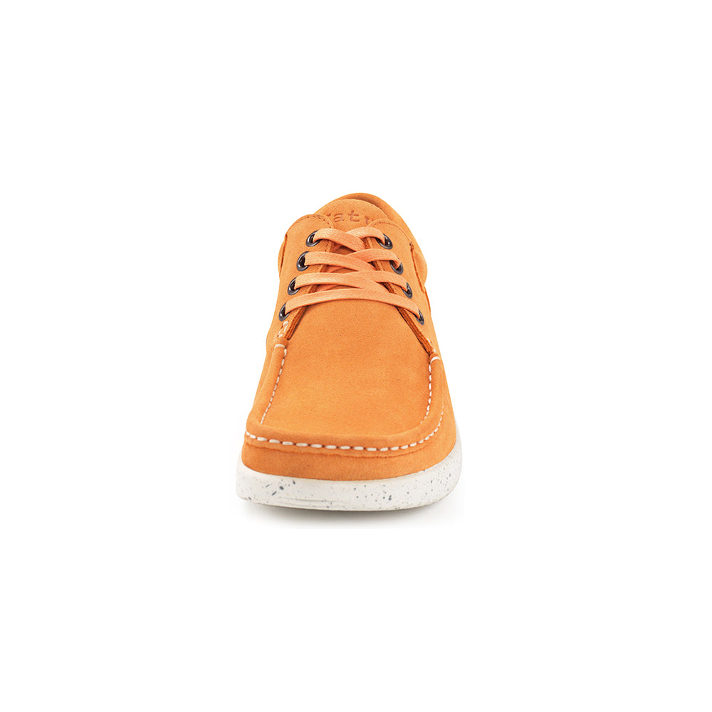 Nature Anna Suede 1001-002-030 sko peach-Nature-Hoofers - We love shoes