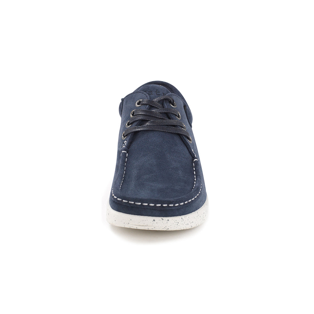 Nature Anna Suede 1001-002-004 sko navy-Nature-Hoofers - We love shoes