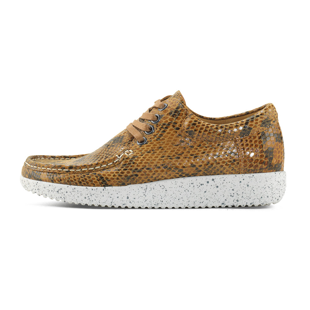 Nature Anna Leather 1001-004-126 sko cobra-Nature-Hoofers - We love shoes