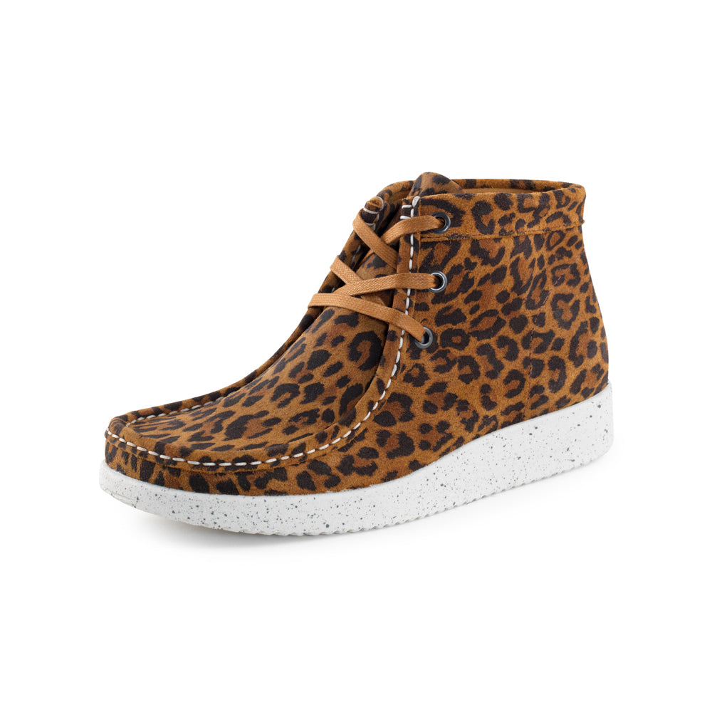 Nature Emma støvle leopard-Nature-Hoofers - We love shoes