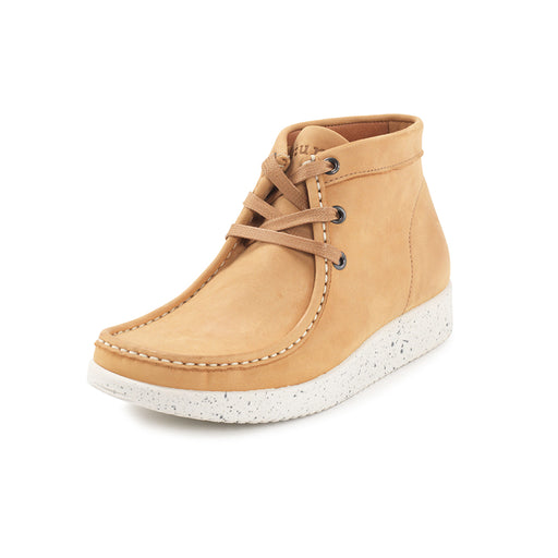 Nature Emma Leather 1002-015-109 støvle natural-Nature-Hoofers - We love shoes
