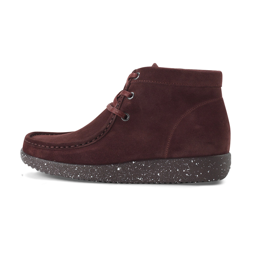 Nature Emma Suede 1002-019-129 støvle grape-Nature-Hoofers - We love shoes