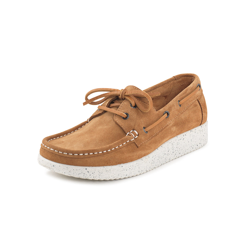 Nature Sally Suede 1006-002-025 sko toffee-Nature-Hoofers - We love shoes