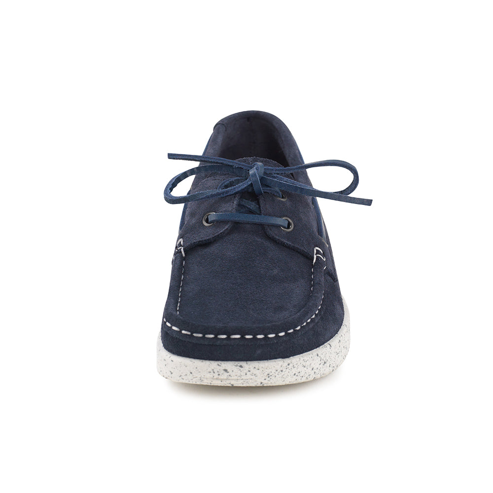 Nature Sally Suede 1006-002-004 sko navy-Nature-Hoofers - We love shoes