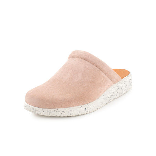 Nature Kamma Suede 1007-002-005 sandal baby pink-Nature-Hoofers - We love shoes