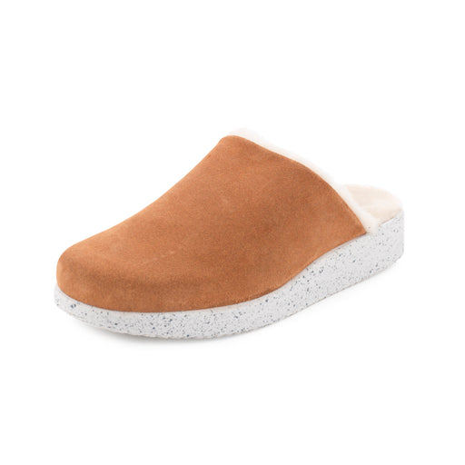 Nature Kamma Suede Fur 1007-102-025 sko toffee-Nature-Hoofers - We love shoes