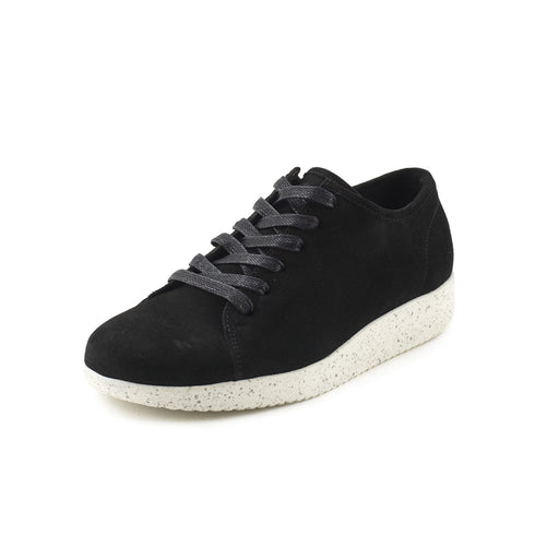 Nature Agnes Suede 1011-002-002 sko black