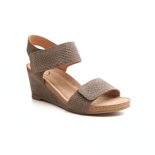 Ca'Shott 13011-301 sandal dark taupe-Ca'Shott-Hoofers - We love shoes
