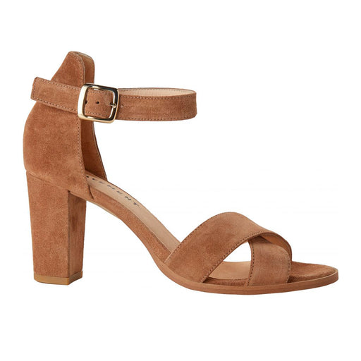 Pavement Silke Cross 1420-174 sandal taupe-Pavement-Hoofers - We love shoes