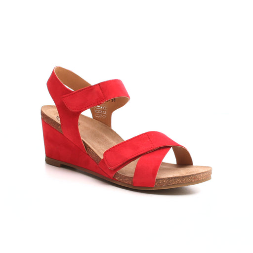Ca'Shott 15040-552 sandal rød-Ca'Shott-Hoofers - We love shoes