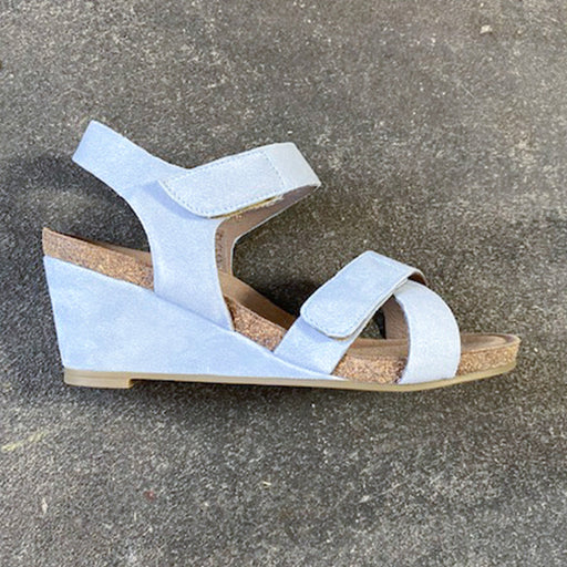Ca'Shott 15040-538 sandal powder blue